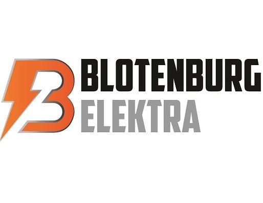 Logo Blotenburg Elektra bewerkt