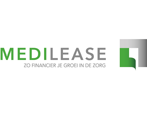Medilease logo bewerkt